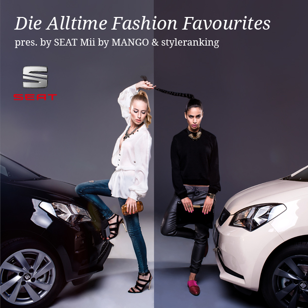 All-Time Fashion Favourites pres. by SEAT Mii by MANGO