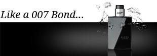 Like a 007 Bond