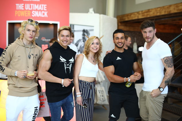 styleranking feiert das erste InfluencerCafé Sports Edition