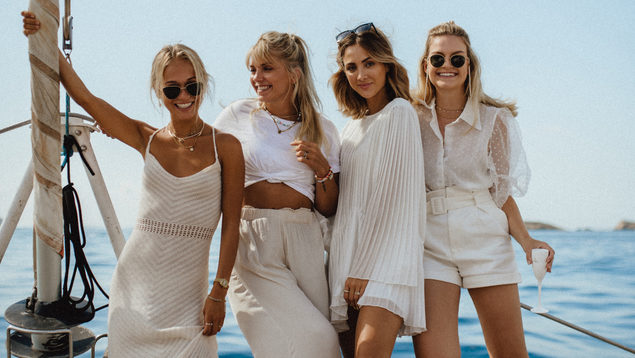 Carmushka und Cover Communications inszenieren Influencer Marketing in einem Best Case auf Ibiza