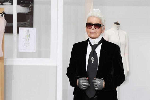 Die Welt trauert um Modedesigner Karl Lagerfeld. Copyright: Antonio de Moraes Barros Filho / Getty Images