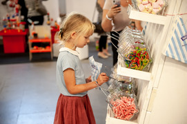 ElternBloggerCafé EBC 2019 München Hitschler Candy Bar
