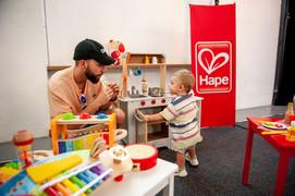 DscElternBloggerCafé EBC 2019 München6691 Hape Deutschland Spielzeuge