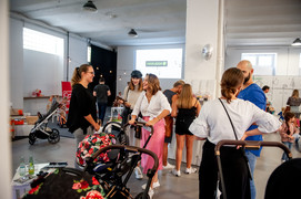 ElternBloggerCafé EBC 2019 München Cybex Fashion Kollektion und e-priam