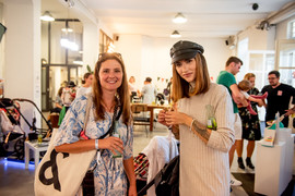 nadinesfashionblog auf dem ElternBloggerCafé 2019 in München