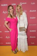 Regina Halmich Sonja Kiefer styleranking Stars VIP Looks Grunerjahr G+J Fashion Brunch