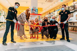 LEGO Store Opening Duesseldorf c Die LEGO Gruppe 138 scaled