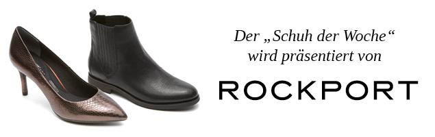 Der Schuh der Woche präsentiert von Rockport