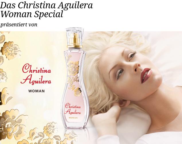 Das Special zu Woman von Christina Aguilera