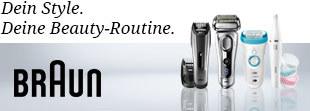 Dein Style. Deine Beauty-Routine.