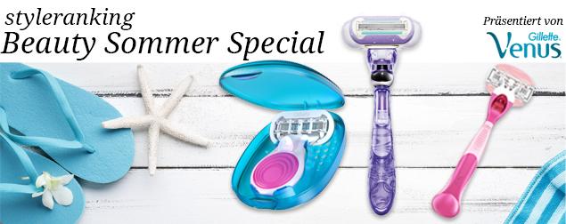Gillette Venus Beauty Sommer Special